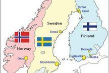 Scandinavia / by Maria Argiroudaki