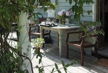Home - Outdoor living / by Maria Argiroudaki
