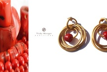 COLOR IN JEWELRY / REDS