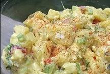 Salad's / by Lynda Rave