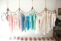 Closet Space without a Closet / by Kat Phillips