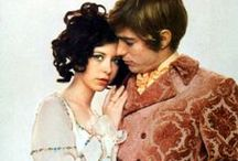 """STYLE: Looking back to my Yardley Years / circa 1967 -1969. What I wore or wanted to wear and own. Sweet, romantic, innocent times. Dreaming of London and Zeffirelli's """"Romeo and Juliet"""". Yardley was the first makeup I wore."""