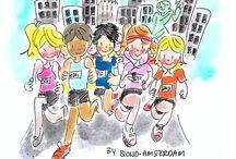 Sport KBW '13 / Thema voor kleuters