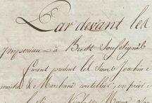 Love of the Handwritten Word