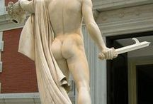Statues butts! / by Arnau Sala Soler