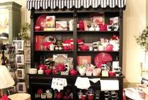 Craft Booths and Displays