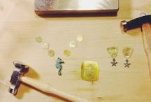 Metal smithing & jewelry making / Making metal jewelry