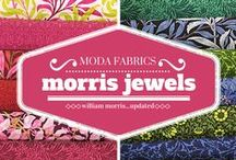 Moda / Moda Fabrics is synonymous with both quality and beauty.  Shop the largest selection of Moda Fabrics, quilt kits, & pre cuts on the web at the best price.   / by Hancock's of Paducah