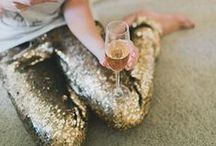 Trend Alert: As Good As Gold / Gleaming, glittering, and totally glamorous! / by Two's Company