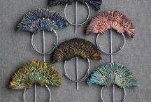fiber jewelry