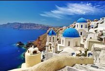 Santorini Inspired / by Two's Company