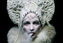 STYLE: Snow Queen / Jack Frost