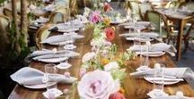 Parties & Events / Celebrations, meals and moments to inspire for the stylish party-planner