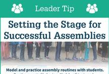 Newsletter Leader Tips / With our new email newsletter, we're introducing monthly leader specific tips! We'll archive all our quick tips here.   Get monthly leader tips in your mailbox by signing up for our digital newsletter at responsiveclassroom.org. / by Responsive Classroom