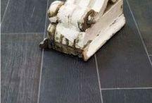 Wood Tiles / Faux wood tiles