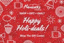 12 Days of Deals / Check here daily during Hancock's of Paducah 12 Days of Deals for the amazing deals! / by Hancock's of Paducah