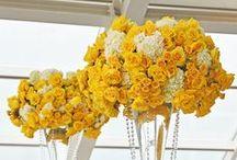 Yellow Wedding / Yellow Wedding  Photography: Carasco Photography http://www.carascophoto.com