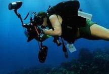 Scuba & Snorkel Gear / Snorkel gear, scuba gear, dive gear, BCD, snorkels, masks, wetsuits, regulators, dive computer, dive travel gear, dive tanks