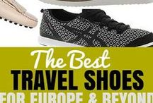 Travel Gear / The best gear for travel. Travel clothing, travel accessories, travel items. Luggage, backpacks, travel packs, packing.
