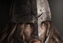STYLE: Vikings + Valkyries / Land of the Midnight Sun