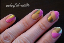 Colorful Nails / nail art and polish swatches from my blog - http://colorful-nails.tumblr.com/