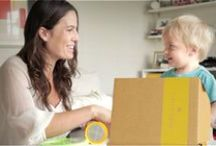 Our Boxes / Citrus Lane delivers the best, age-appropriate products for your child right to your home.  Use code PINTEREST for 40% OFF off your 1st box. www.citruslane.com/join / by Citrus Lane