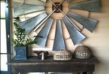 Home Decor & Ideas I LOVE / by Robin Edler