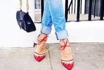 pumps & purses / by Melissa Ivy Katz