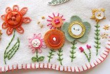 Bordados y Costura · Embroidery & Sewing / by Eva Quevedo Ruiz (Aveziur)