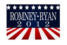 Pro-Mitt Romney, Romney/Ryan 2012 Political Merchandise / Supporters of Mitt Romney for President 2012, and Paul Ryan for VP, check out this fun and fresh selection of T-Shirts, Apparel, Bumper Stickers, Buttons, Yard Signs and more for your favorite republican candidates.  Awesome expression of personal style and political belief. TO PURCHASE ANY ITEM, click the picture, and it links to the product page of an online store.