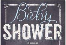 Baby: Shower Ideas / by Tawny Vena