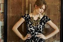 dressed & adorned / by Heather Keeling