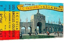 USC FOOTBALL USC FOOTBALL USC FOOTBALL USC FOOTBALL! / USC Trojans gifts. USC Trojans Father's Day gifts. USC Trojans art. USC football news. USC Trojans football photos. USC Trojans football history. USC Trojans football tickets. Vintage USC Trojans memorabilia. 47 STRAIGHT.™ Vintage sports art made from over 2,400 historic sports tickets. / by Row One Brand