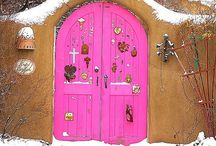 Doors, windows, design, detail / Architectural detail, beauty / by Linda Richardson