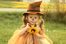 Children of All Hallow's Eve / Children and Pets and Costumes and Movies and Magic / by ~ DollsWithTeeth ~
