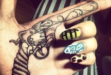 tattoos and piercings i like[not that i will ever get them]