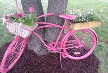 BICYCLES / by ♥ Wilma ♥