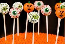 Spooky Snacks / These slightly spooky snacks are almost too cute to eat. Almost. / by Citrus Lane