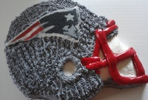 Football Birthday Cakes  / Football birthday cakes. The best football cakes on Pinterest. Best football cakes on the web. Football cake ideas. Football stadium cakes, football helmet cakes, football jersey cakes, football logo cakes. The best football cakes we can find! Follow 47 STRAIGHT™ on Pinterest to see the best football gifts in America. Made from over 2,000 historic football tickets. / by Row One Brand