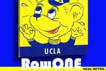 Football Art. Football Art U.S.A. / Row One Brand Football Ticket Art. College football art. Pro football art. Football art on canvas made from 3,000 vintage football tickets. Row One™ Brand sports art. Always Up Front.™  / by Row One Brand