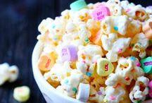{Popcorn} galore