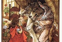 CLASSIC FAIRY TALES / A selection of our favourite fairytales. This board is for every parent who needs some tips for fairy tales they can tell their children.