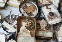 Altered Boxes, Tins, Cans, etc. / Art and Crafts