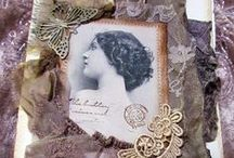 ATC's, Tags, Cards, Bookmarks, etc / Art and Crafts