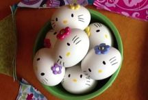 Easter / Easter crafts, food, and decor / by Joni Stevens