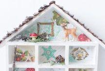 Navidad · Christmas / by Eva Quevedo Ruiz (Aveziur)