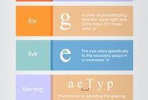 Tipografía · Typography / by Eva Quevedo Ruiz (Aveziur)