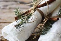 Home decor: White Christmas