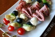 Cooking: Appetizers / What can I eat before dinner? I'm Hungry. / by Tawny Vena