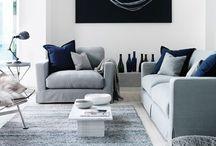 Home: Formal Living Room / Formal living room. Home decor. Z gallerie. Dream decor. Hollywood inspired decor. Modern hollywood.  / by Tawny Vena